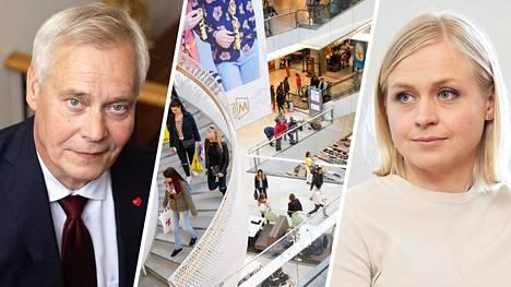 Kansanedustaja Elina Lepomäki (kok) kysyy pääministeri Antti Rinteeltä, pitääkö hän lupauksensa paremmasta ostovoimasta keskituloisille.