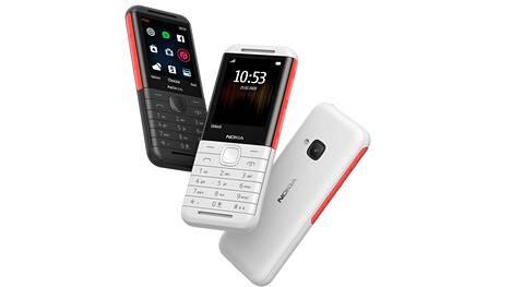 Uusi Nokia 5310 tuo vuoden 2007 musiikkikännykän tähän päivään.
