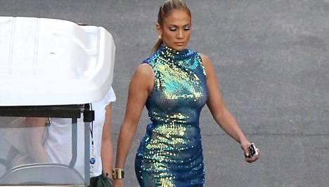 Liikunta ei aina maistuisi Jennifer Lopezille.