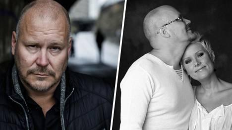 """Janne Virtanen puhuu vaimonsa kuolemasta: tavarat edelleen kaapeissa – """"En ole poistanut edes Hanna-Riikan puhelinnumeroa kännykästäni"""""""