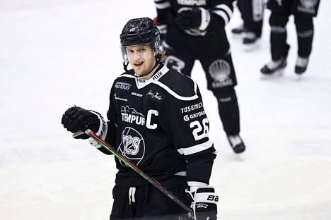 –Nautinto on vihdoin palannut, iloitsee Lauri Korpikoski.