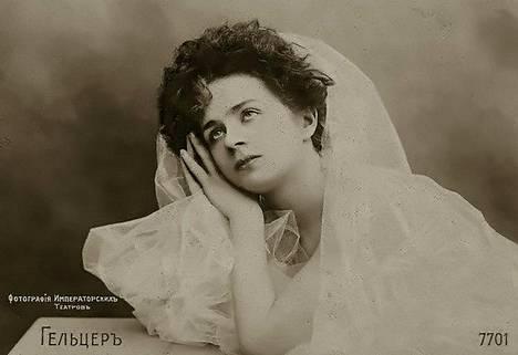 Jekaterina Geltser oli venäläinen tähtiballerina ja hänellä oli suhde Mannerheimin kanssa ennen vuoden 1917 vallankumousta. Sen verran venäläissadussa on totta.
