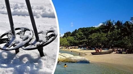 Hiihtopomot matkustavat Pattayalle päättämään lajiin liittyvistä asioista toukokuussa 2020.