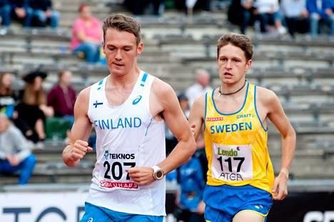 Ruotsi-ottelu järjestetään ensi kesänä Tampereella.