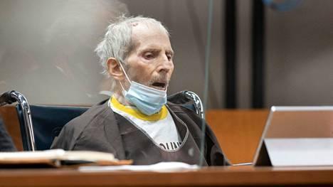 Robert Durstin tuomio luettiin torstaina Los Angelesissa.