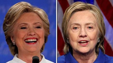 Karvaaseen vaalitappioon päättyneen pitkän kampanjoinnin jälkeen julkisuuteen astuneen Hillary Clintonin olemus oli keskiviikkona silmin nähden väsynyt.