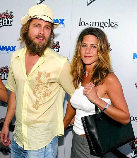 Angelina Jolie vei myös Brad Pittin Jennifer Anistonilta