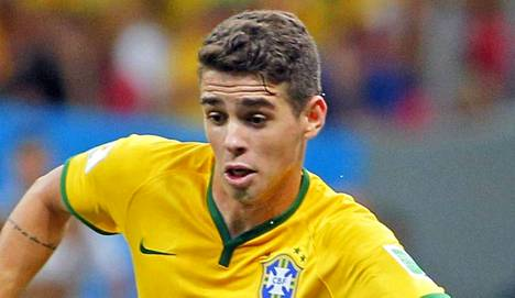 Oscarin usko brasilialaiseen jalkapalloon ei horju.