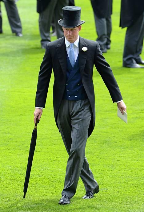 Prinssi Harryn klassinen herrasmiestyyli nousi mukaan listalle.