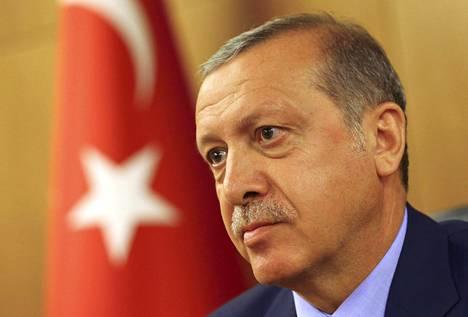 Turkin presidentti Recep Tayyip Erdogan vakuutti lauantaina Istanbulissa vallankaappauksen olevan ohi.