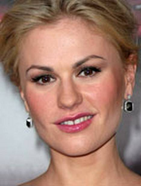 Anna Paquin on joutunut vampyyrin puremaksi True Bloodissa.