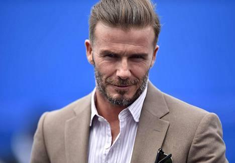 David Beckham kannattaa Britannian EU-jäsenyyttä.