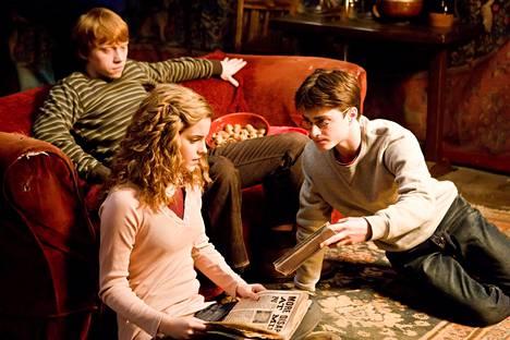 Emma Watson näyttelee Hermione Grangeria kaikissa Harry Potter -elokuvissa.
