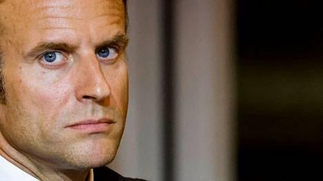 Ranskan presidentti Emmanuel Macron onnistui suututtamaan Algerian.