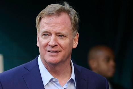 Roger Goodellin lausunto näytti NFL:stä uuden puolen.