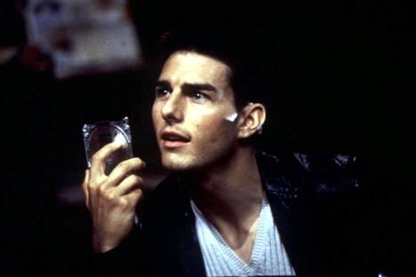 Tom Cruise on Ethan Hunt.