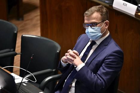 Puheenjohtaja Petteri Orpo vaatii, että kokoomuksen on saatava rivinsä kuntoon Helsingissä ennen vaaleja.