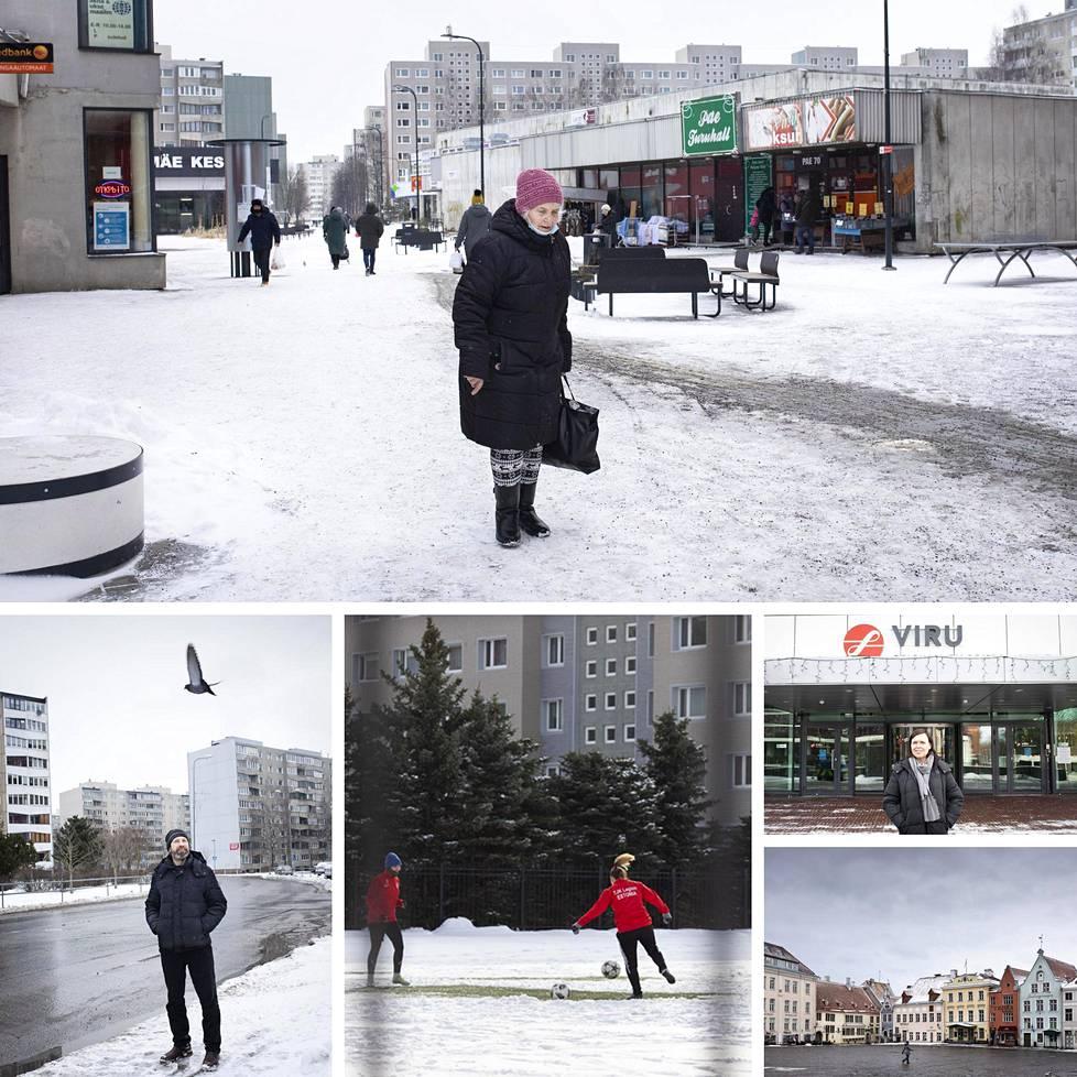 Korona riivaa etelänaapuri Viroa.