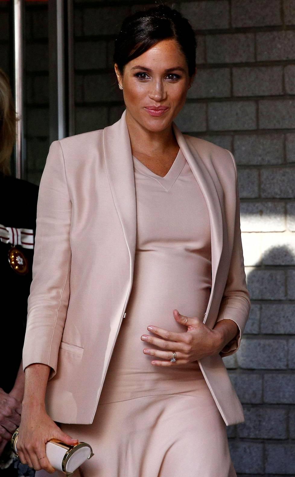Meghanin ja Harryn vauva on odotettu tulokas.