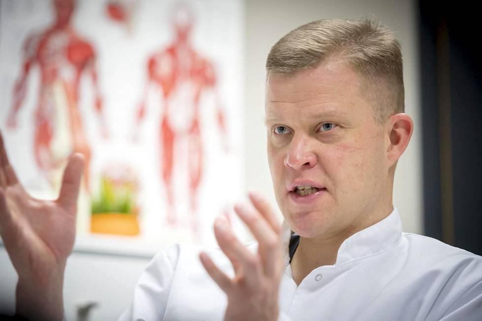 Lasse Lempainen kertoo, että nykyhuiput osaavat huolehtia itsestään edeltäjiään paremmin.