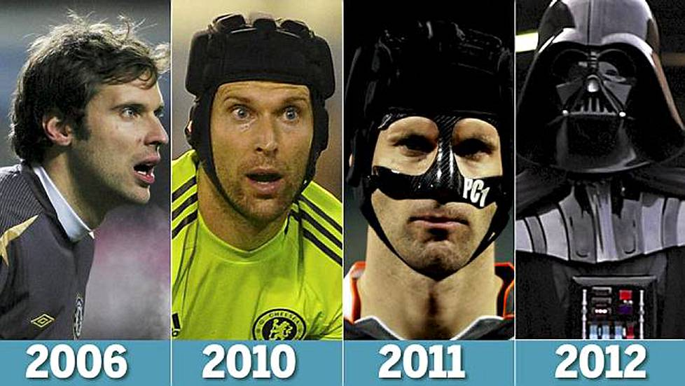 Petr Cech. He will never turn to the dark side.