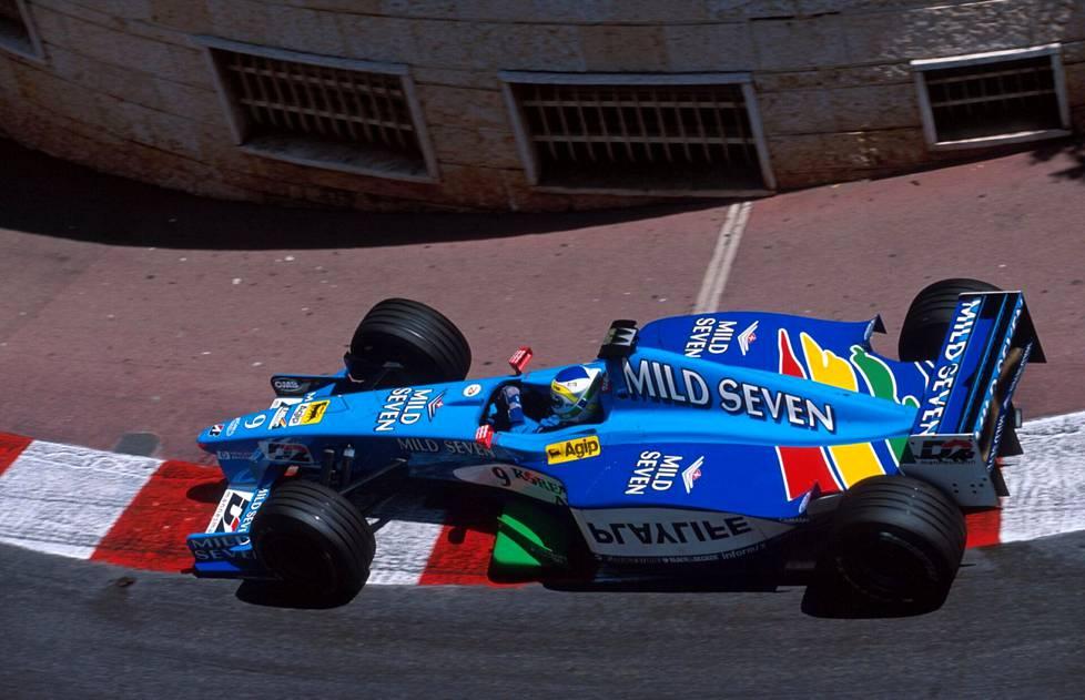 Monacossa 1999.