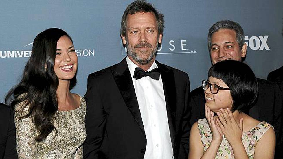 Odette Annable, Hugh Laurie ja Charlyne Yi.