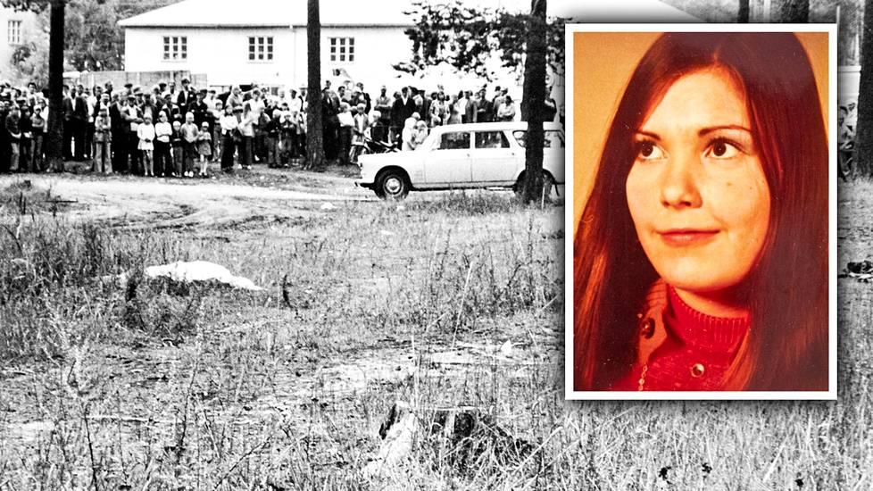 17-vuotiaan Helena Jämiäluoman murha on ollut selvittämättä kohta 49 vuotta. Järkyttyneet ihmiset kerääntyivät elokuussa 1972 poliisin eristämälle rikospaikalle, jossa Helenan peitetty ruumis vielä makasi.