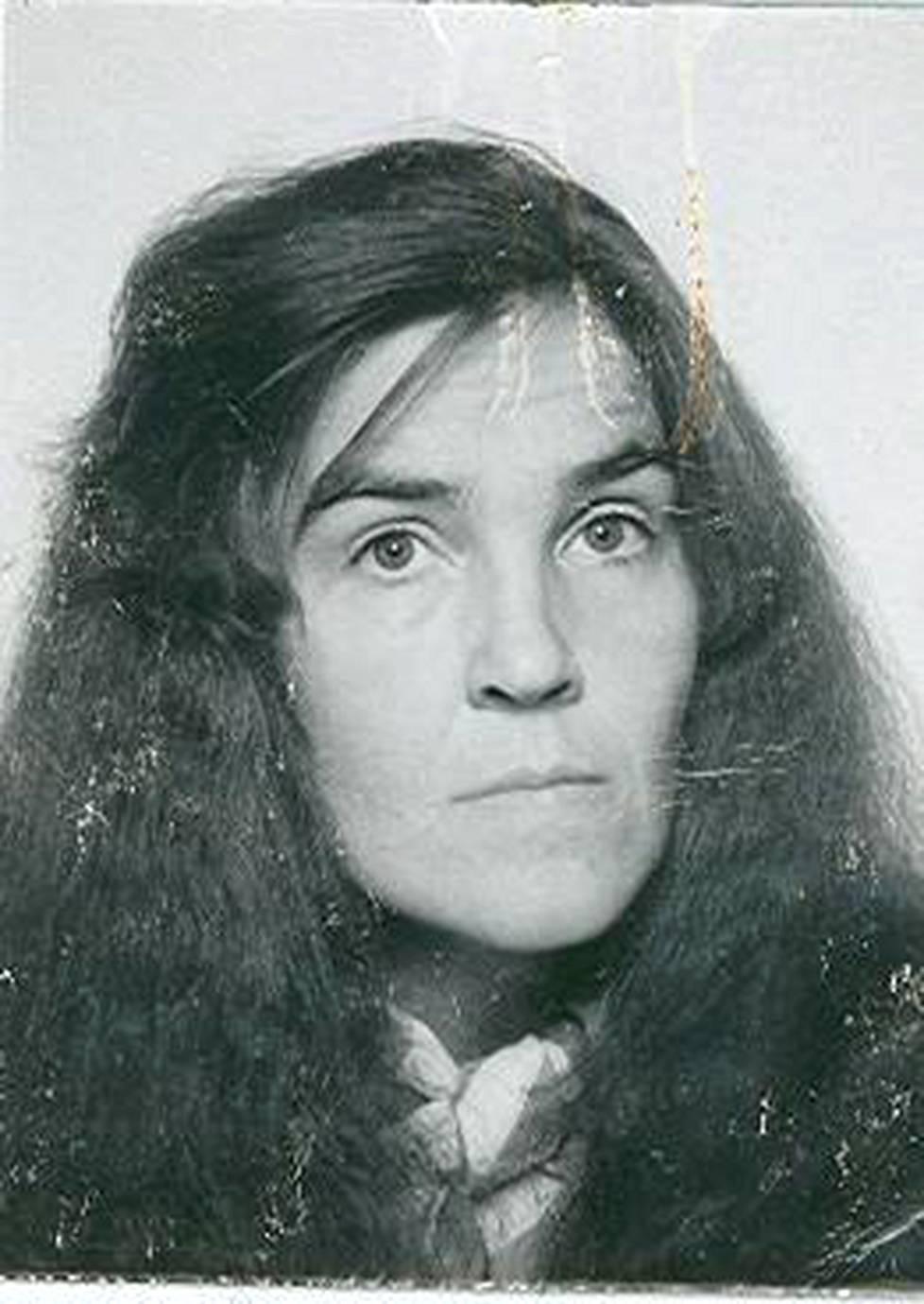 Maarit Haantie katosi elokuussa 1993.