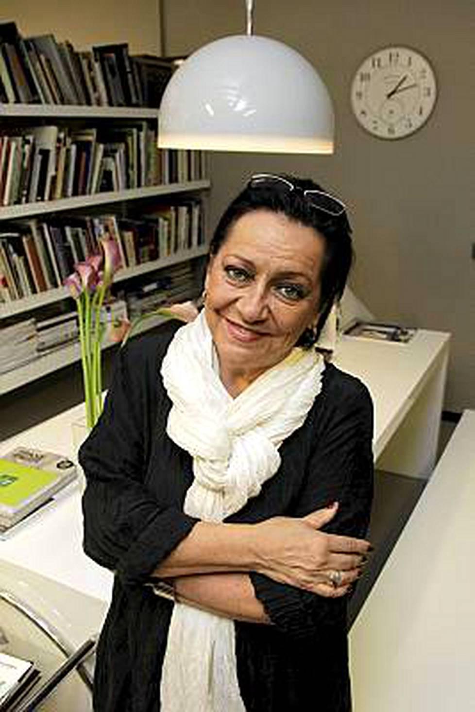 Sisustussuunnittelija Kaisa Blomstedt on nähnyt suomalaisen sisustuksen muutokset - Asuminen ...