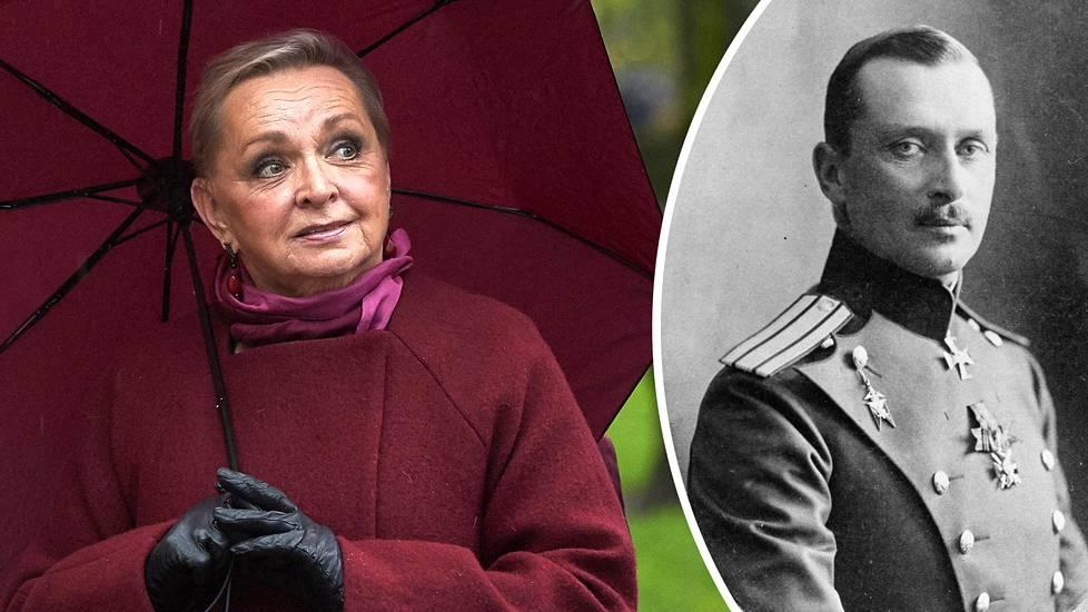 Raija Oranen kirjoitti Mannerheimista romaanin, jossa marsalkan ajatukset ja tunteet tuntuvat todellisilta.
