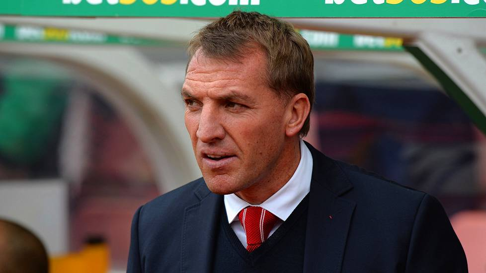 Brendan Rodgers on Liverpoolin manageri.
