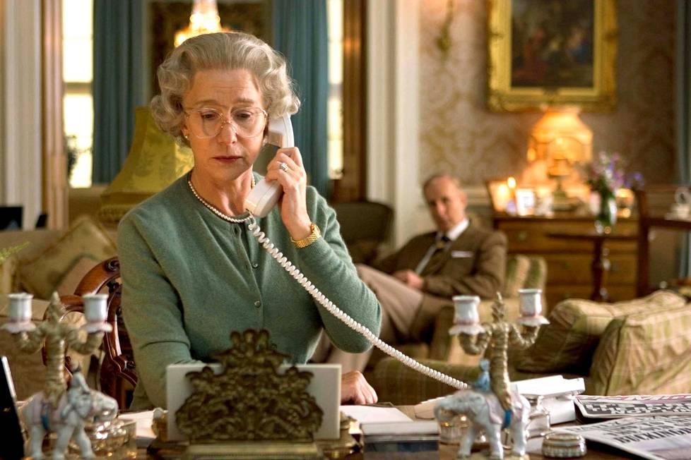 Helen Mirren voitti Oscarin roolistaan The Queen -elokuvassa (2006).