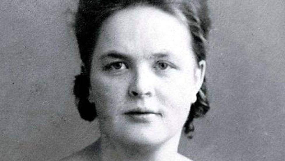 Greta Palojärvi (1898-1942) kuoli partisaanien väijytyksessä.