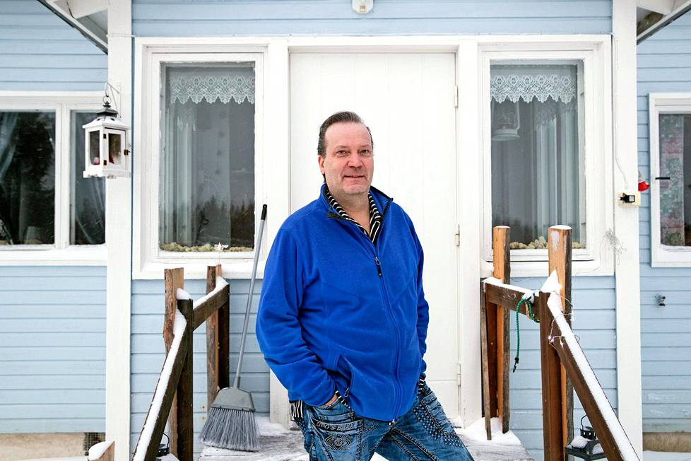 –Työllistyminen syövän jälkeen oli itseräätälöityä ja yksi selviytymiskeino, Petri Mäkynen sanoo.