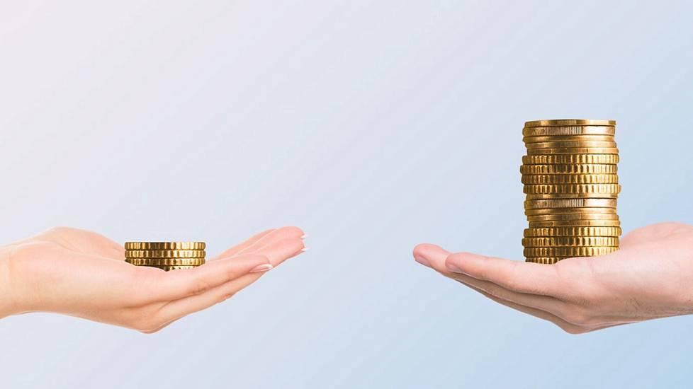 Kilpailutilanne lainamarkkinoilla on muuttunut muutamassa vuodessa.