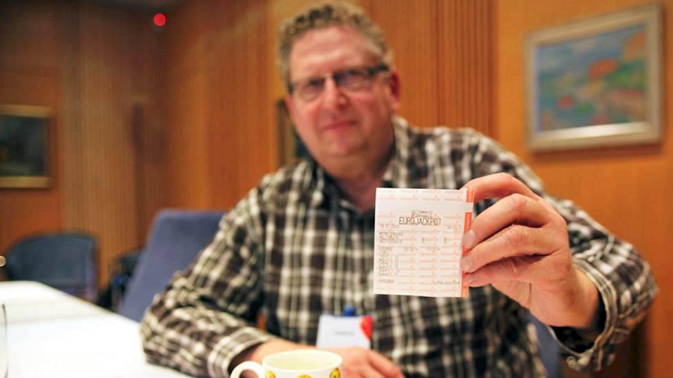 eurojackpot viikko 33 voitto meni