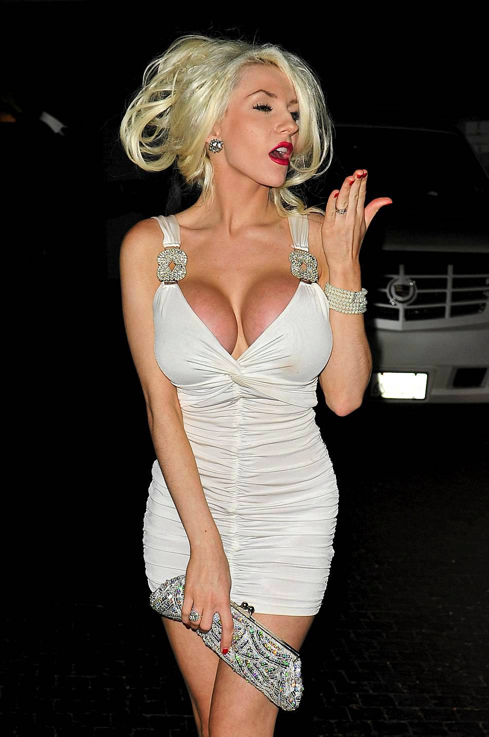 Courtney Stodden.