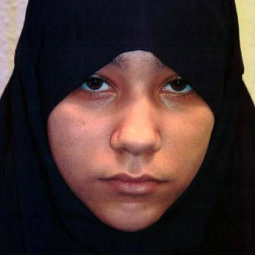 Safaa Boular istuu elinkautista Britanniassa.