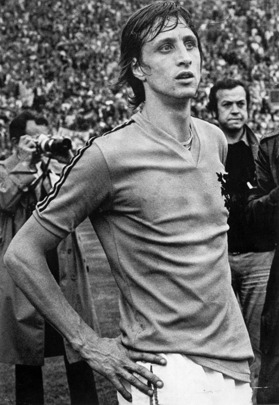 Johan Cruyff vuonna 1974.