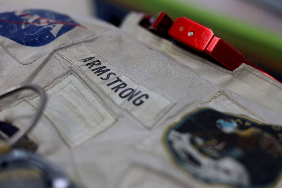 Sen ajan huippuunsa hiottu teknologia on syy siihen, että Neil Armstrong saattoi olla ensimmäinen ihminen Kuussa.