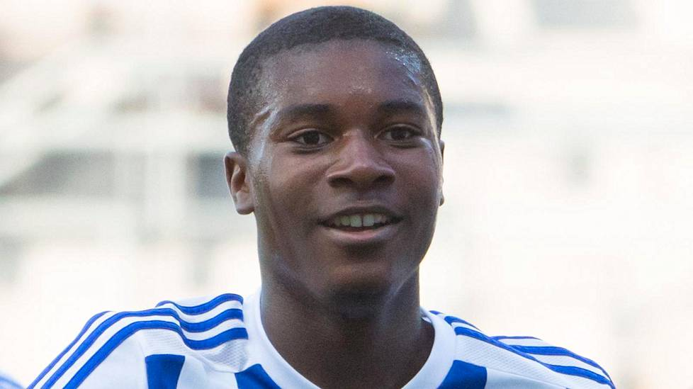 Enoch Banza on HJK:n uusin superlupaus.