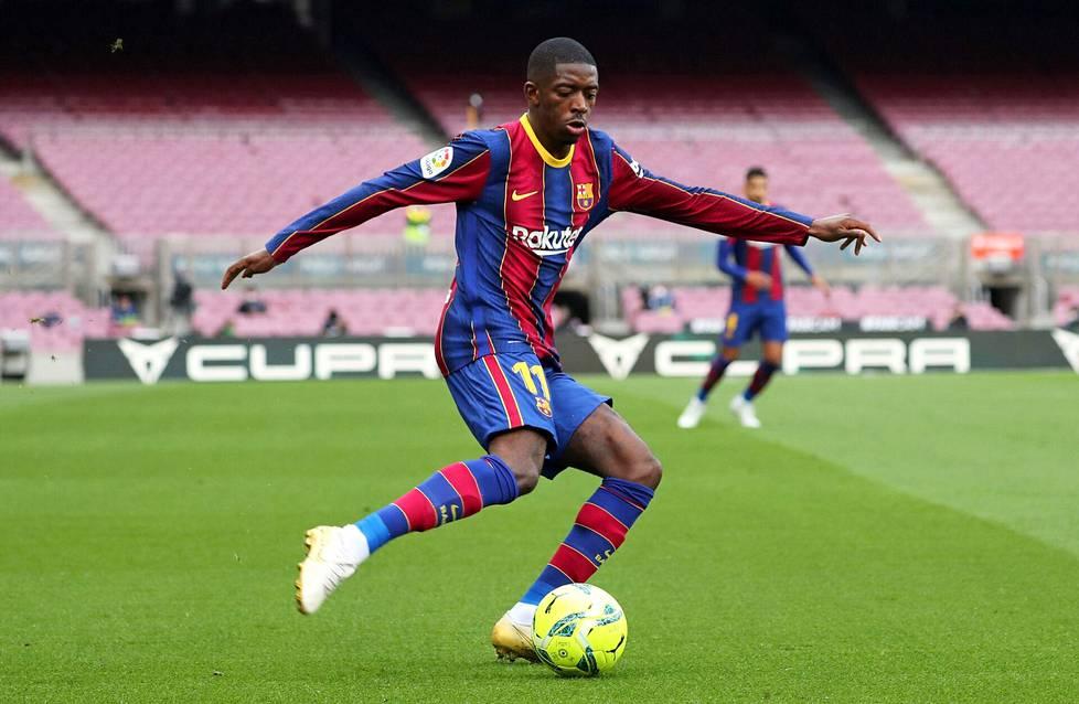 Lempaisen operoitavana on käynyt muiden muassa jalkapalloilija Moussa Dembele.