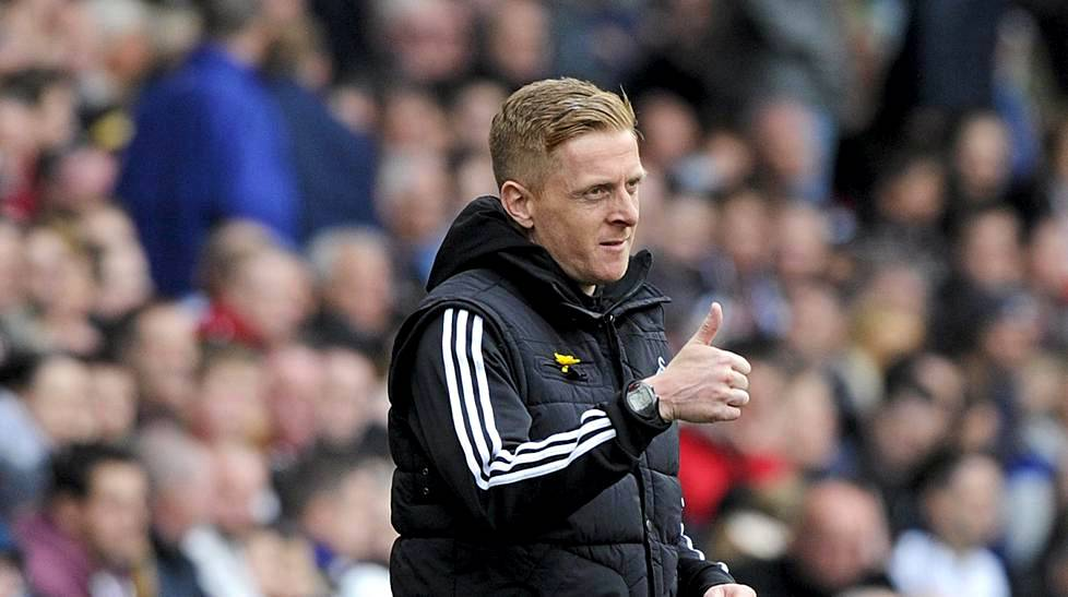Swansean manageri Garry Monk