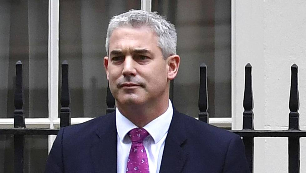 Stephen Barclay on uusi brexit-ministeri.