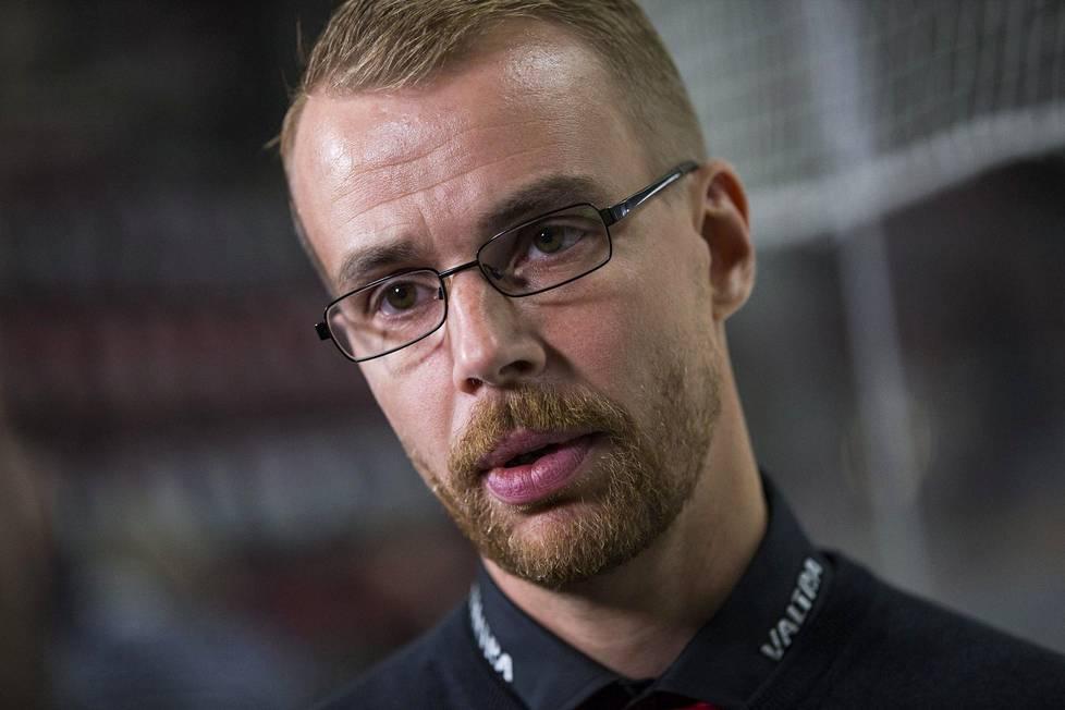 Lauri Merikiveä pidettiin pelaajien valintana.