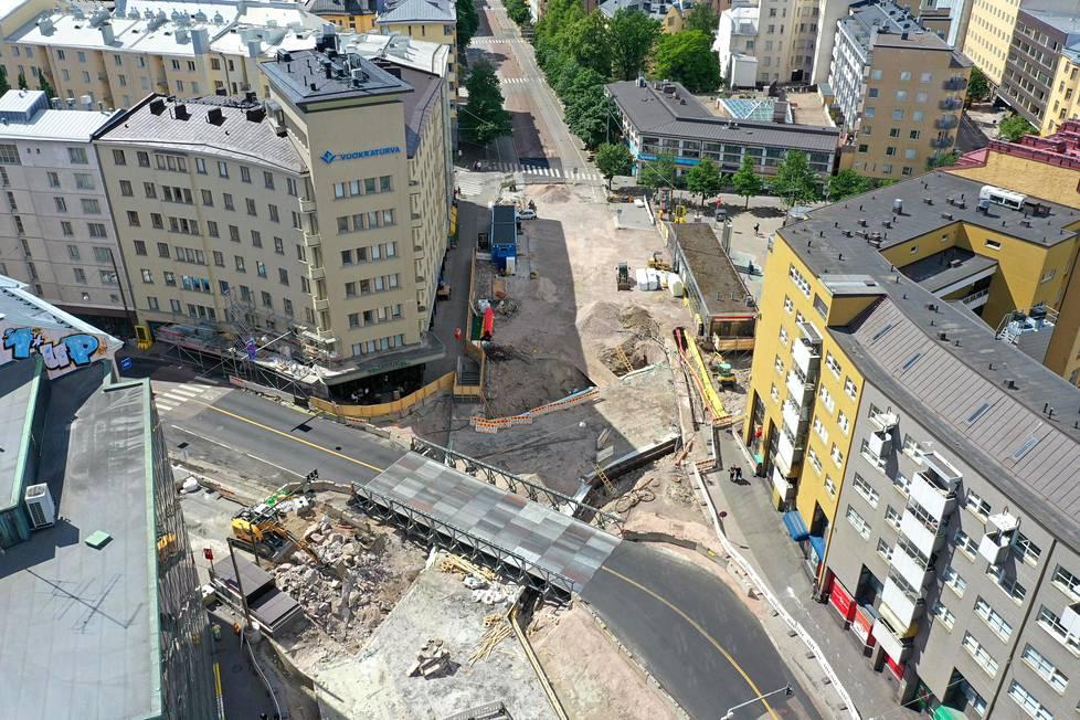 Suuren rakennusfirman ex-vaikuttajan mukaan hankesuunnittelu vaikuttaa jopa 80-prosenttisesti siihen, onnistuuko projekti taloudellisesti vai ei.