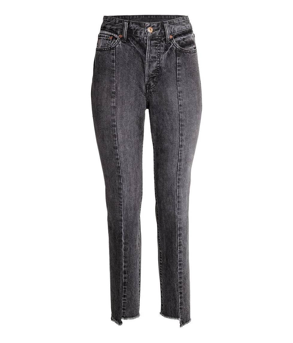 Vintage High Cropped Jeans 19,99 €, H&M.