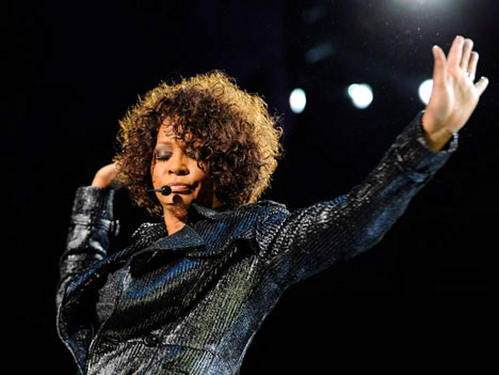 Whitney Houston.
