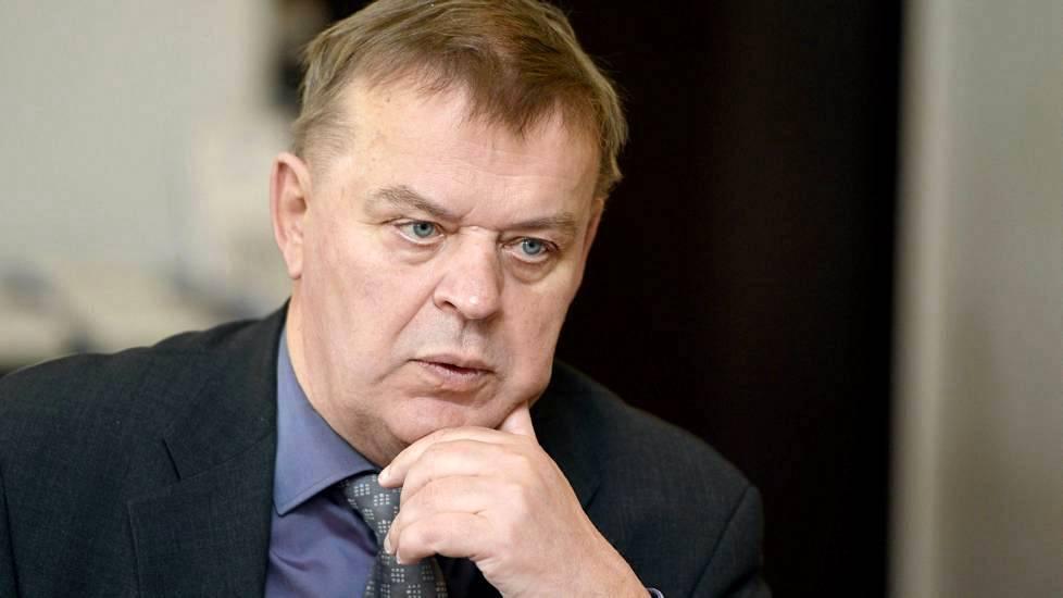 Raimo Sailas MT:ssa: Työeläkemaksua voisi alentaa - Kotimaa - Ilta-Sanomat